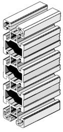 промышленный профиль 40x160 L